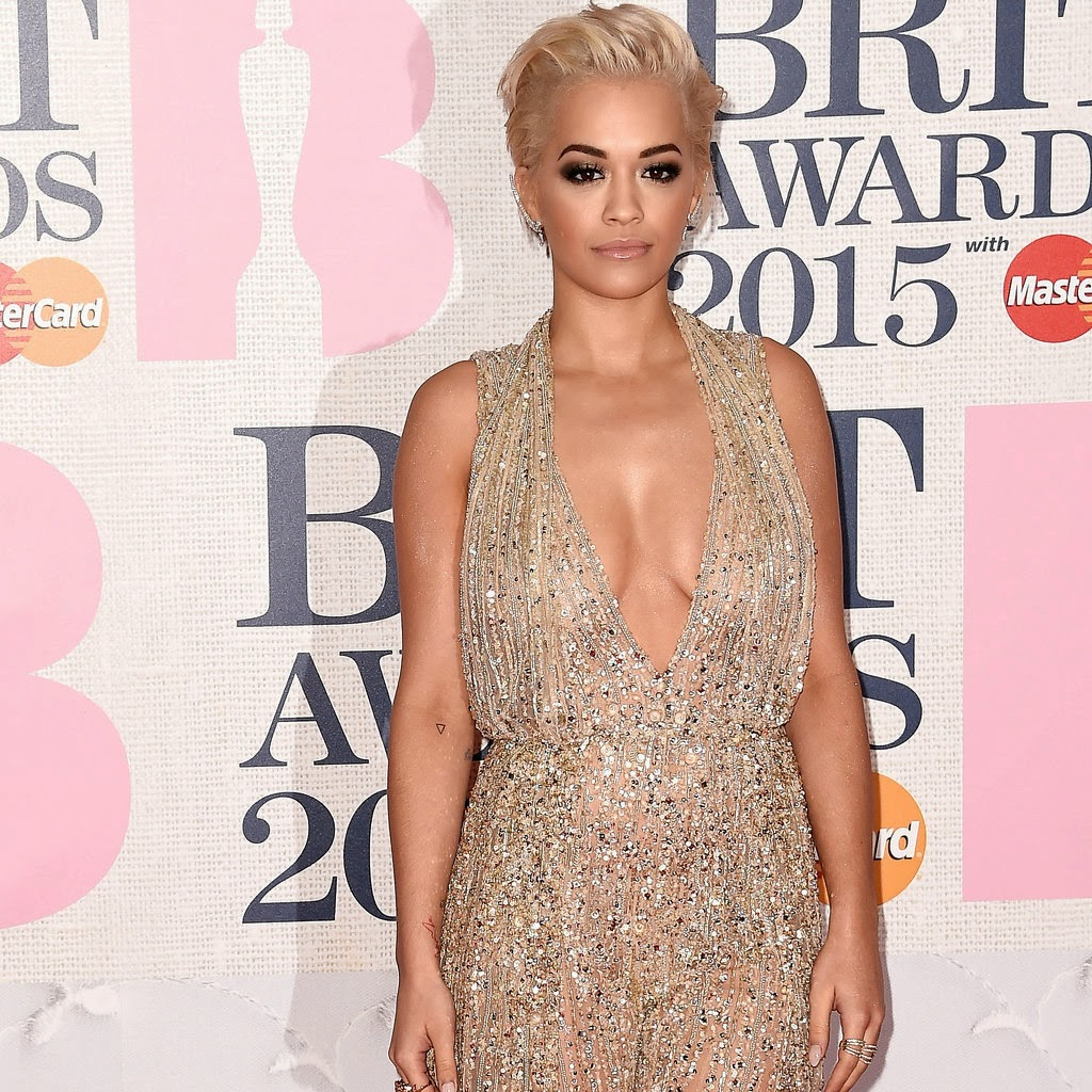 Red Carpet Photos At The 2015 Brit Awards