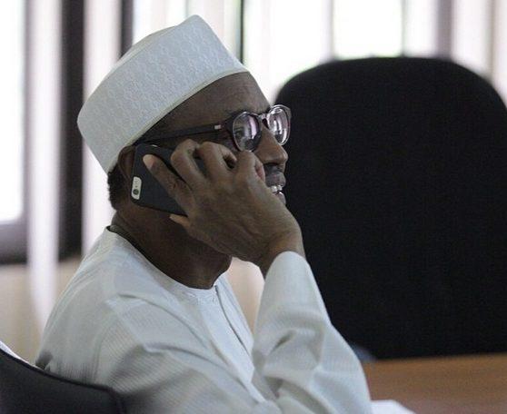 Chude Jideonwo - GEJ has called Buhari to congratulate him