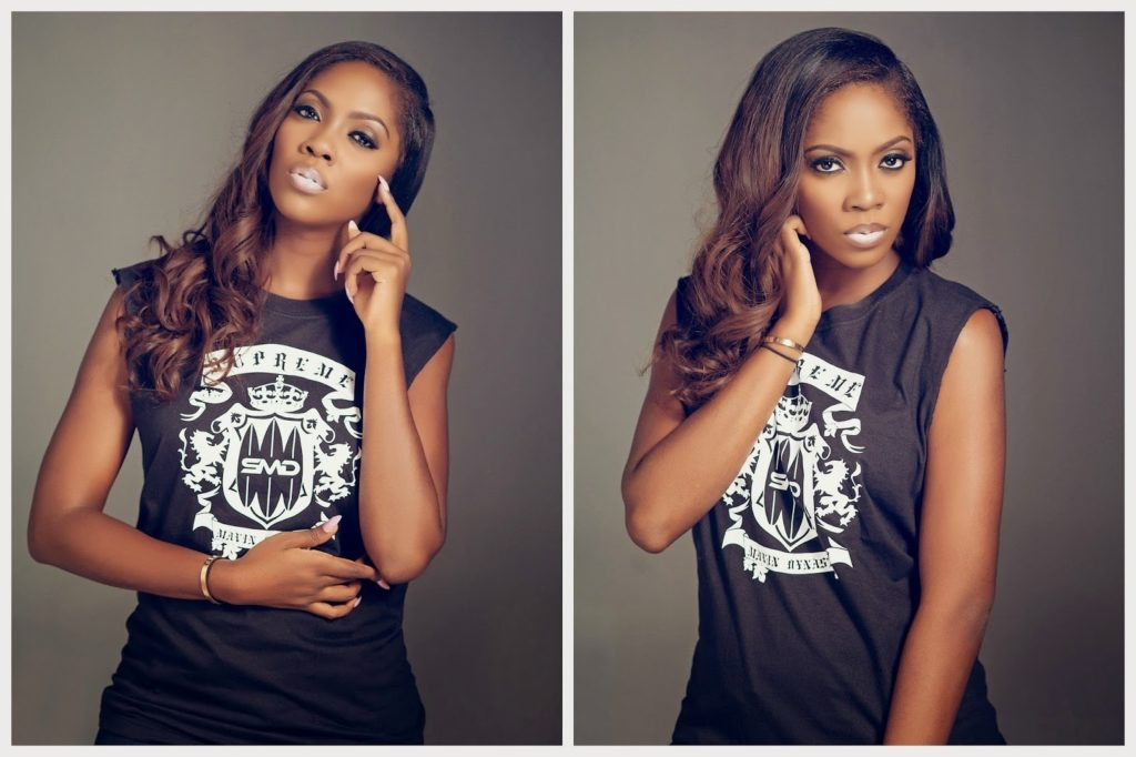 Tiwa Salvage in Marvin Dynasty Photoshoot