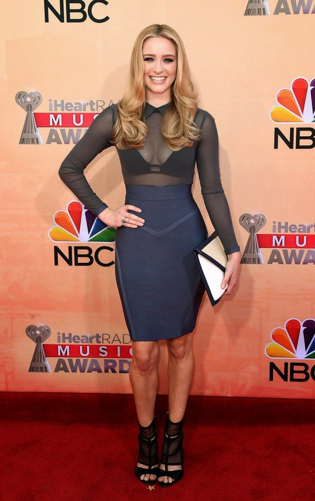 Red Carpet at the iHeartRadio Awards 2015