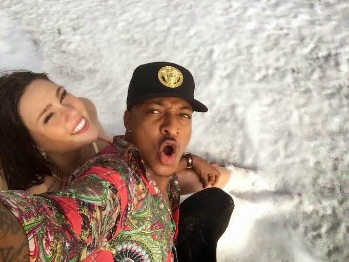 IK Ogbonna and his  Girlfriend Sonia Morales