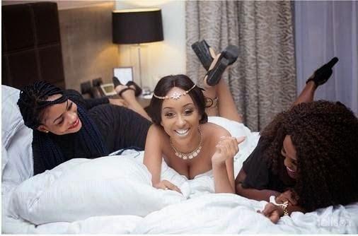 Ice Prince Boo,Maima Nkewa Shares Stunning Photos