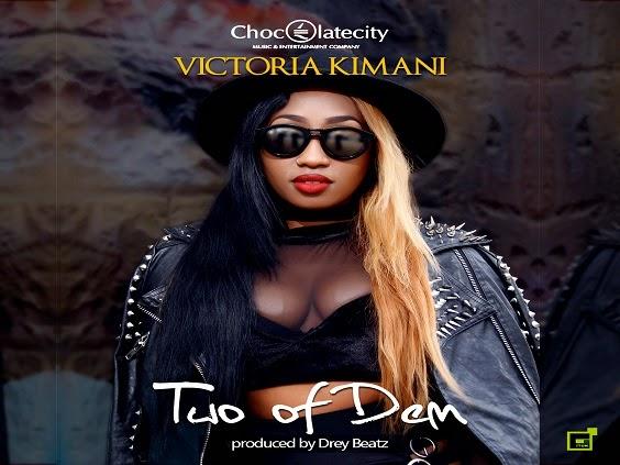 MUSIC Debut Victoria Kimani – Two Of Dem (Prod. Drey Beatz)