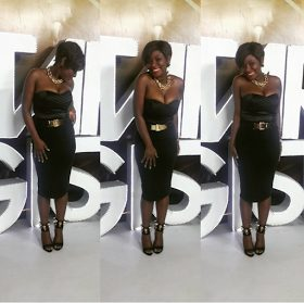 Actress Yvonne Jegede 'flaunts' her interview with Star Gist