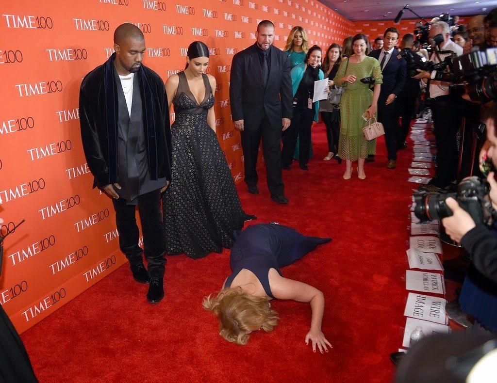 Kim Kardashian, Kanye West, Amy Schumer