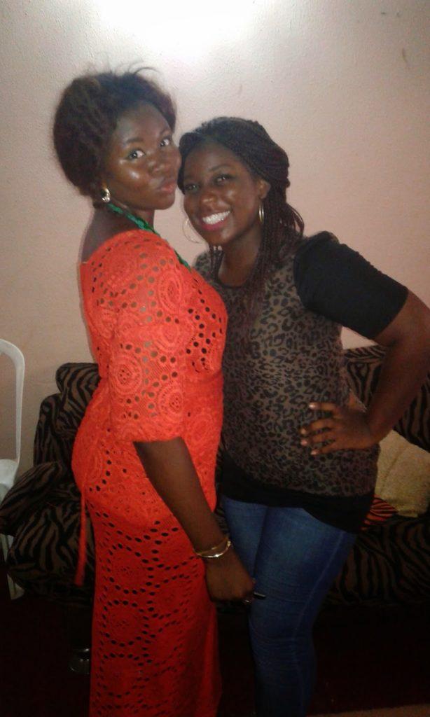 Gbemisola and Remi