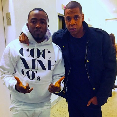 Jay Z meets  Ice Prince