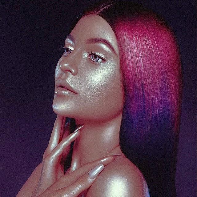Kylie Jenner sexy,stuns in new 'Alien'secret photoshoot