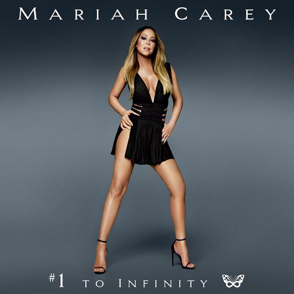 Mariah Carey Reveals '#1 To Infinity' Album Cover