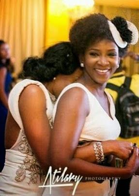 Genevieve Nnaji & Onyinye Carter