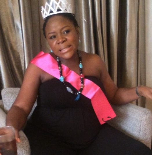 Photos from singer Omawumi's baby shower