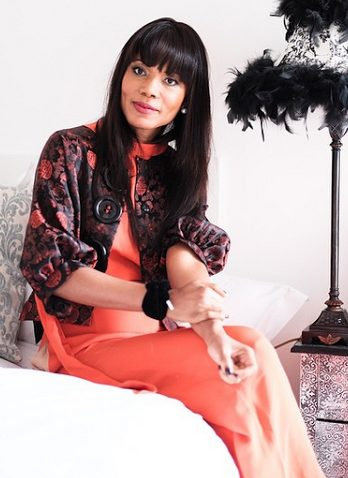 TV and Media personality, Funmi Iyanda radiant  in new photos