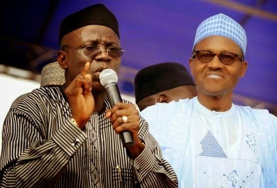Tunde Bakare and Buhari