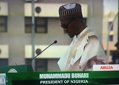 Buhari -Nigerians will not regret giving us their mandate
