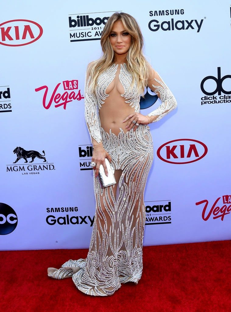 Jennifer Lopez Billboard Music Awards 20151