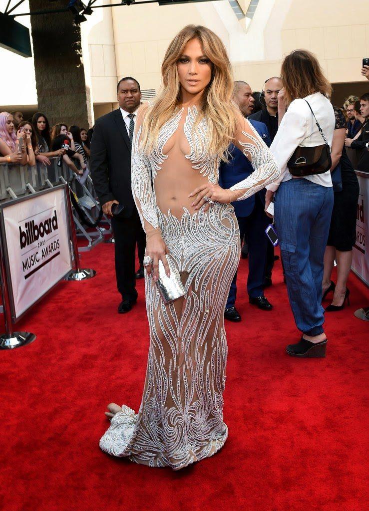 Jennifer Lopez Billboard Music Awards 20154