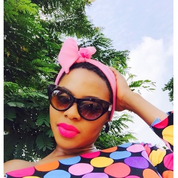 Chidinma Looking stunnigly beautiful in Colourful New Pics