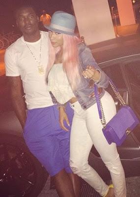 Nicki Minaj and Meek Mill, Trouble in paradise