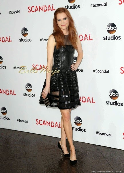 Darby Stanchfield at ATAS