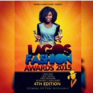 OFFICIAL UNVIELING OF LAGOS FASHION AWARDS 2015 CATEGORIES