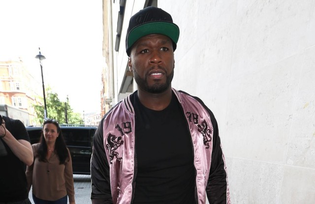 50 Cent claims his wealthy image is just an act