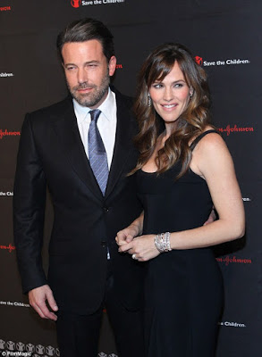 Ben Affleck and Jennifer Garner announce their divorce after 10 years of marriage