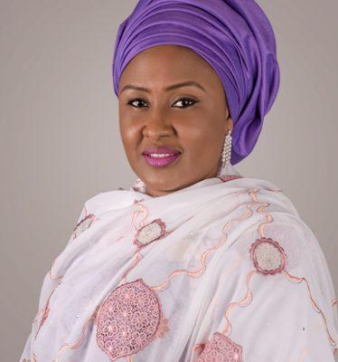 Mrs. Aisha Muhammadu Buhari