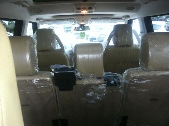 Sammie Okposo buys wife brand new LR3 SUV as they celebrate 5th wedding anniversary