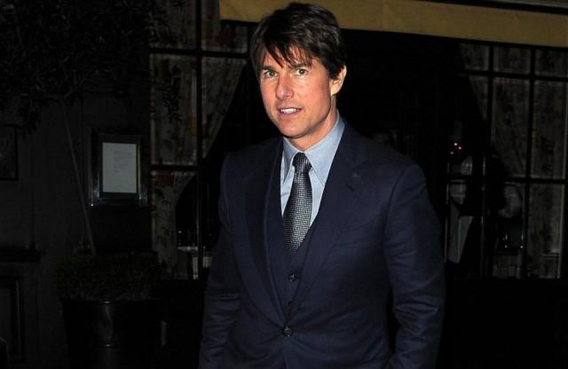 Tom Cruise Set to Propose to Emily Thomas?