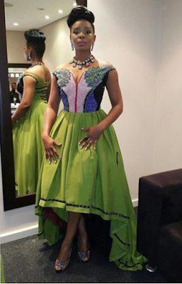 Yemi Alade wins MAMA 2015 best female act (photos)