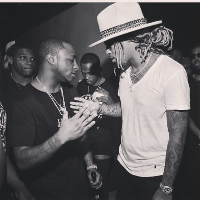 Davido teams up with  Us Rapper Future to Celebrate his Manager's Birthday