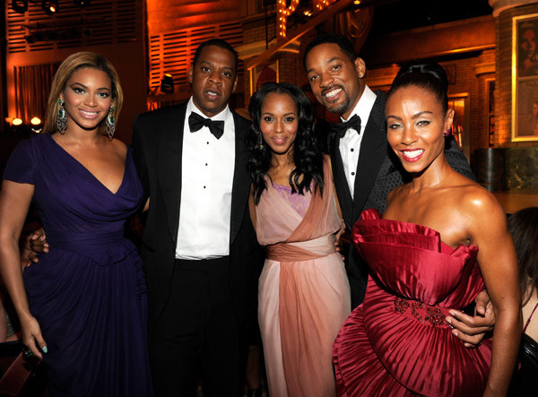 Kerry Washington- I would like to see Beyonce Guest Star on 'Scandal'