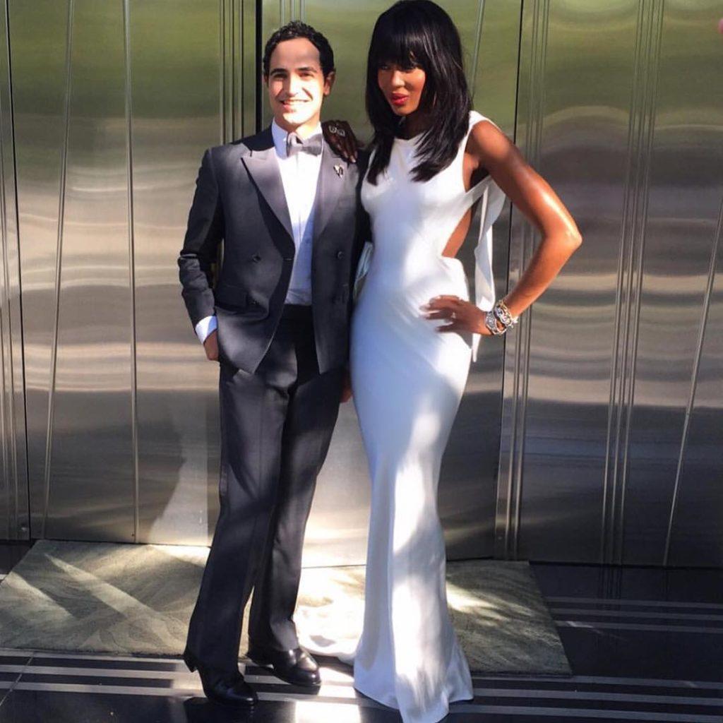 CheckOut Naomi Campbell Dress at The Emmy Awards 2015