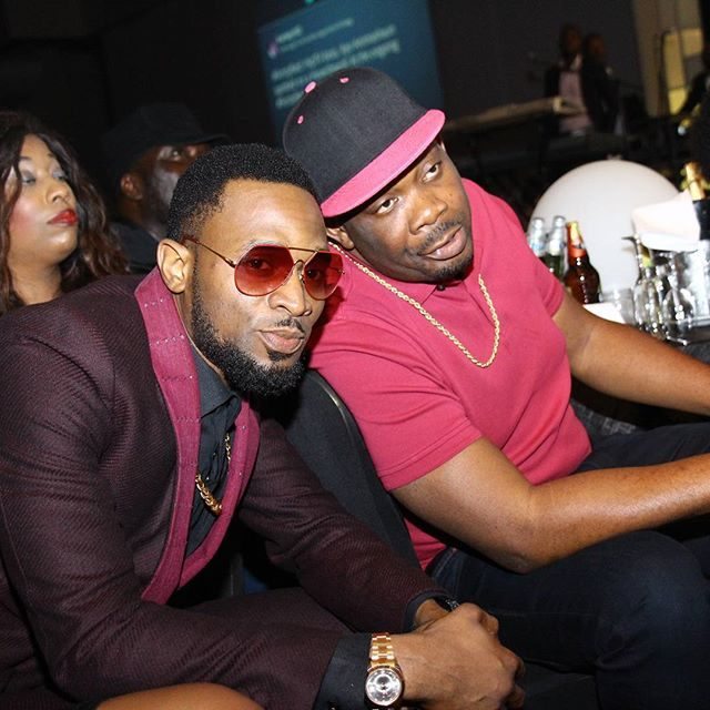 Don jazzy ignores Dbanj on stage,Refuses to Perform New Collaboration Song titled Feeling Good