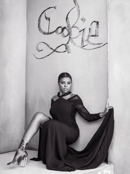 Empire Star Actress, Taraji P. Henson gets Rauncy, Candid for CR Fashion Book;Talks about losing her Dad, her been in man-made world and more