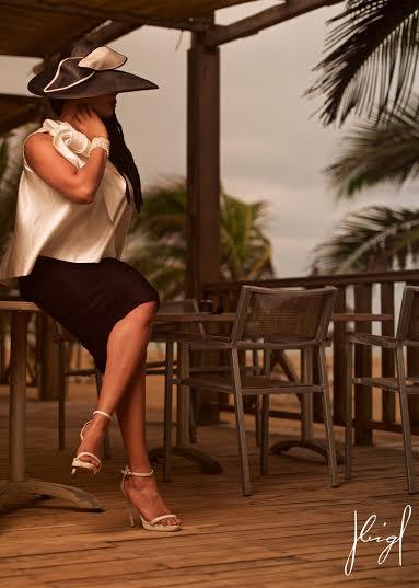 Ex Miss Nigeria, Munachi Abii Sexy, Gorgeous and Classy in New Photoshoot