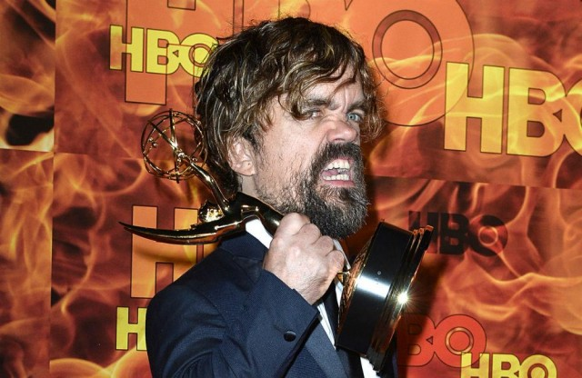 Game of Thrones win big at Emmys 2015