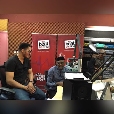 Toolz, Banky W, Rukky Sanda, Burna Boy And More Get Together To Celebrate BEAT 99.9 FM