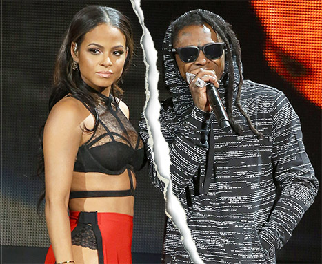 Christina Milian and Lil Wayne call it quits after over a year of dating -- find out what went wrong