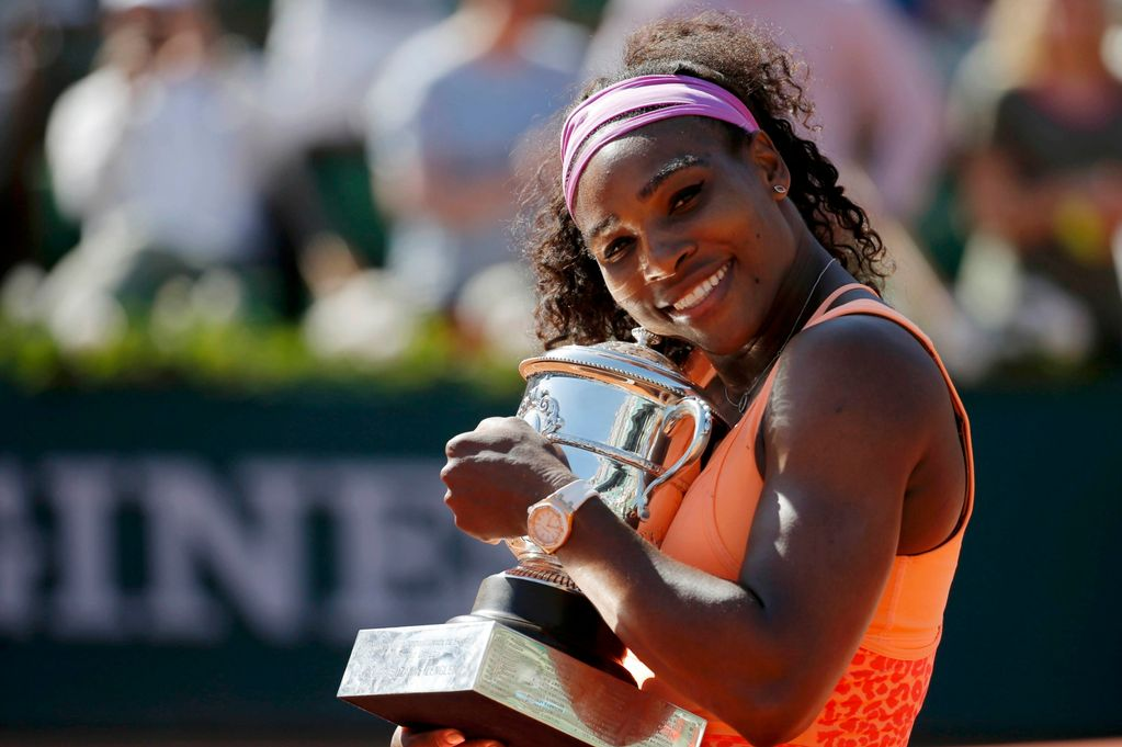Serena wins French Open 2015