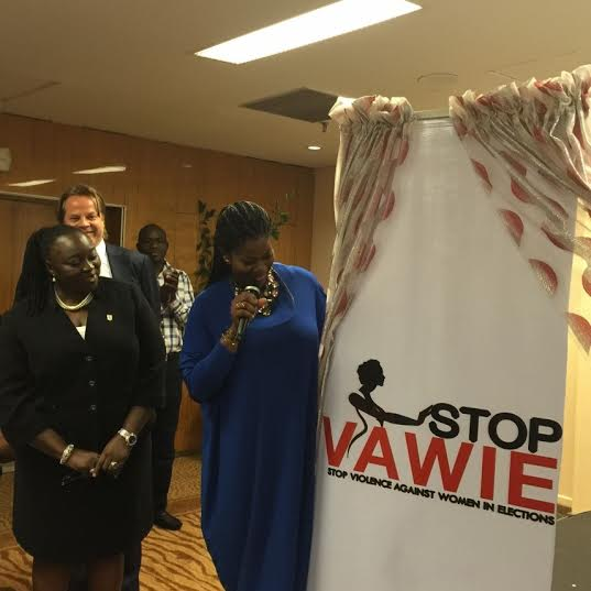 Stephanie Linus Appointed by USAID as Ambassador For 'Stop Violence Against Women In Elections' Campaign