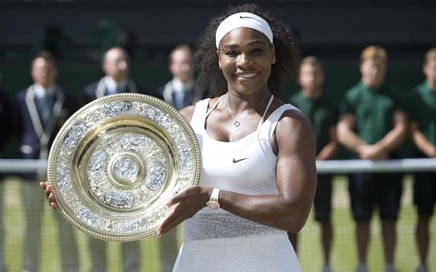 Serena Williams Wins Wimbledon 2015