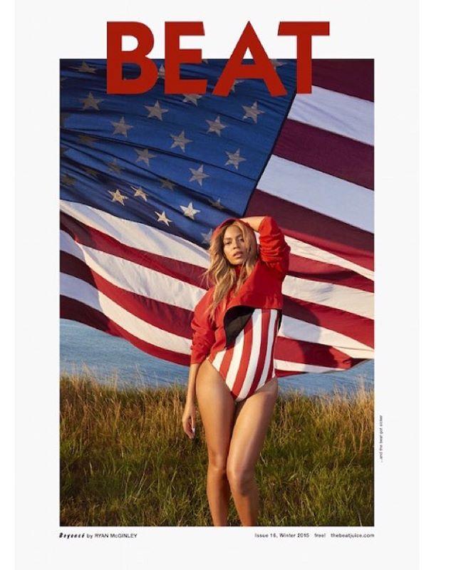 Beyoncé Flawless, Models for BEAT
