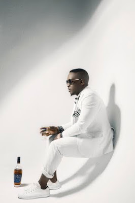 M.I  Abaga Photoshoots for Martell 300 promo