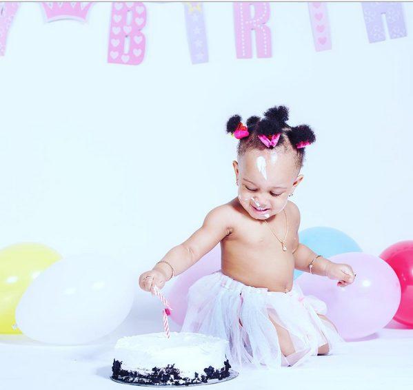 Emma Adanna Okoye Turns One Year Old