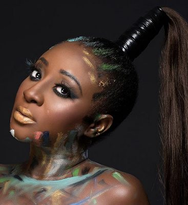 Ini Edo Stunninly Beautiful in New Photos Released Online