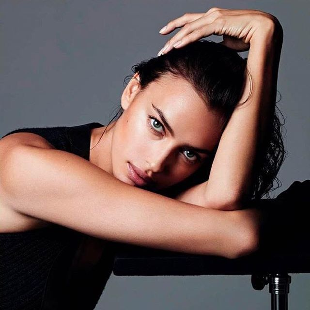 Irina Shayk Covers Harper's Bazaar Espana Magazine December Issue