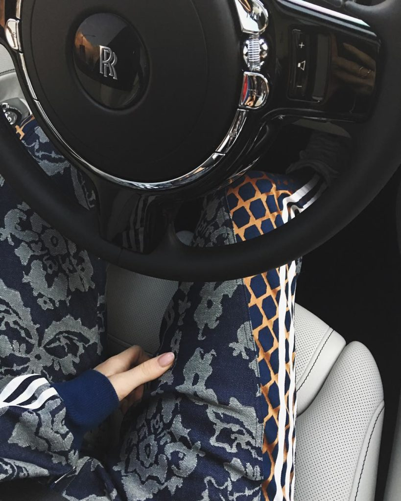 Kylie Jenner's Car is Bae to her