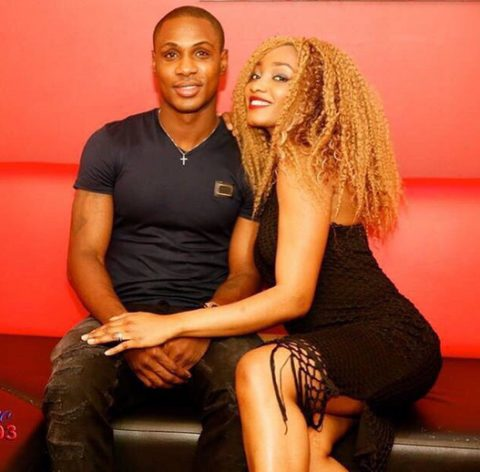 Watford Striker Jude Ighalo and His Wife Sonia Celebrates 6 years of Marriage
