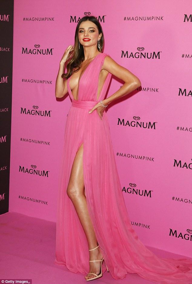 Miranda Kerr poses completely nude for Harper Bazaar Australia